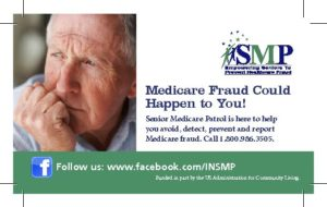 Frauds , Scams and Fraud Prevention - SMP Presentation @ Heritage Place of Indianapolis, Inc.