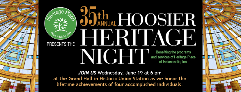 35th Annual 'Hoosier Heritage Night' @ Union Station Grand Hall