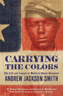 Carrying the Colors