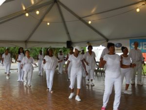 Golden Line Dancers (In-Person) @ Heritage Place of Indianapolis